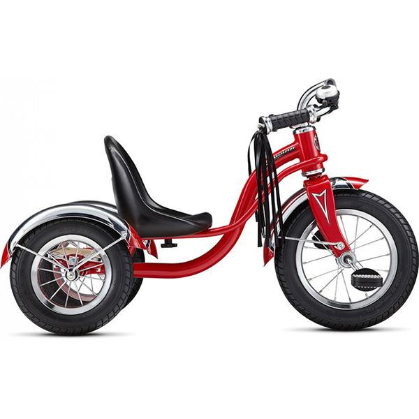 Трехколесный велосипед Schwinn Roadster Trike, красный id 20480
