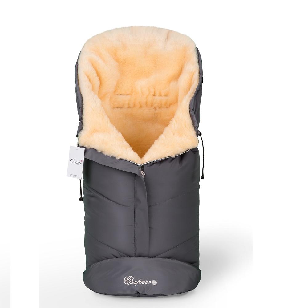 Аксессуар к коляске Esspero Конверт Sleeping Bag, серый