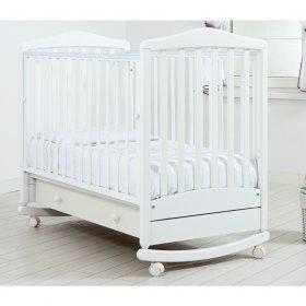 Детская кроватка Gandilyan Симоник, Белая