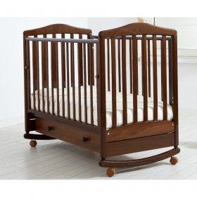 Детская кроватка Gandilyan Симоник, орех