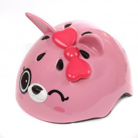 Шлем роликовый Rexco 3D Кошечка Пиччи, розовый УТ000020658