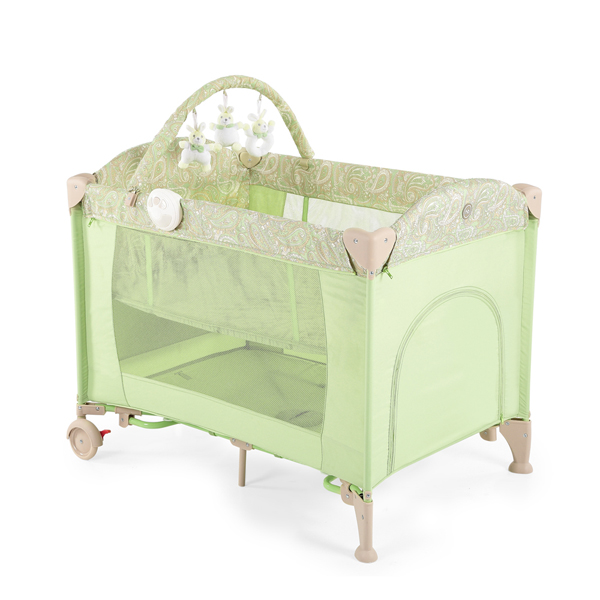 Манеж Happy-Baby Lagoon V2 зеленый