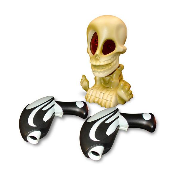 Набор игровой Johnny-the-Skull Fotorama Тир проекционный Джонни-Черепок (33929)