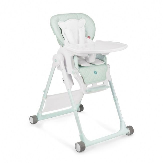 Стульчик для кормления Happy-Baby William V2 голубой