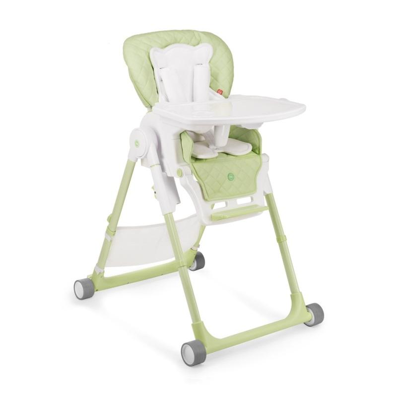 Стульчик для кормления Happy-Baby Happy Baby V2 зеленый id: 34858