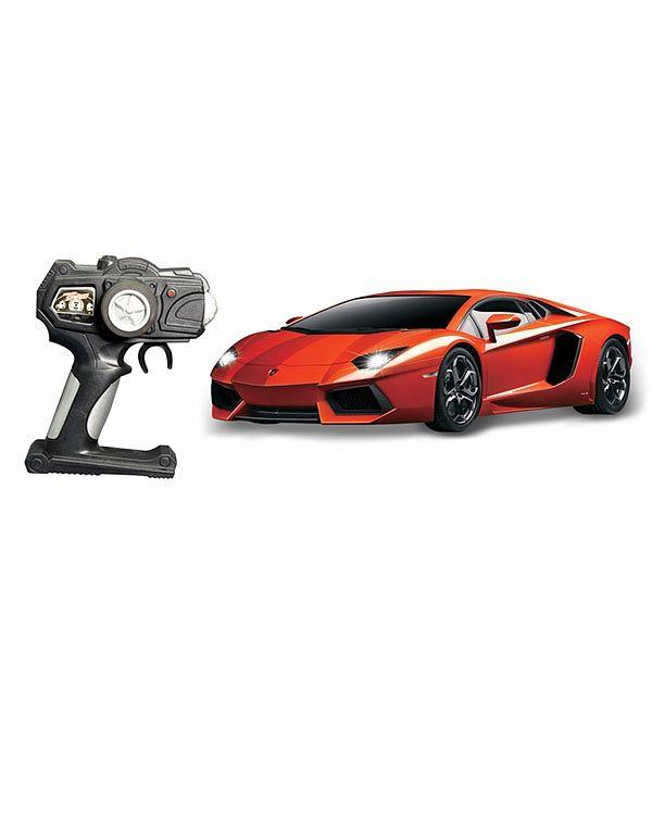 Радиоуправляемая модель 1-Toy Top Gear Lamborghini 700 Красная (1:18)