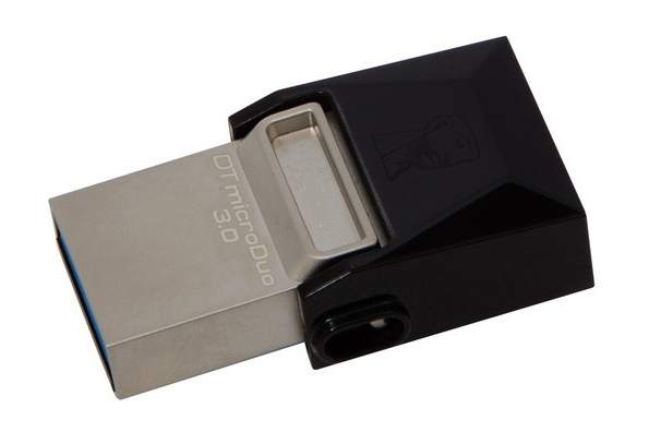 Usb-������ Kingston 32Gb DTDUO OTG (USB 3.0/microUSB) DTDUO3/32GB