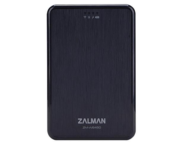 ������ �������� ����� Zalman ZM-WE450 (2.5'', USB 3.0, Wi-Fi), ������