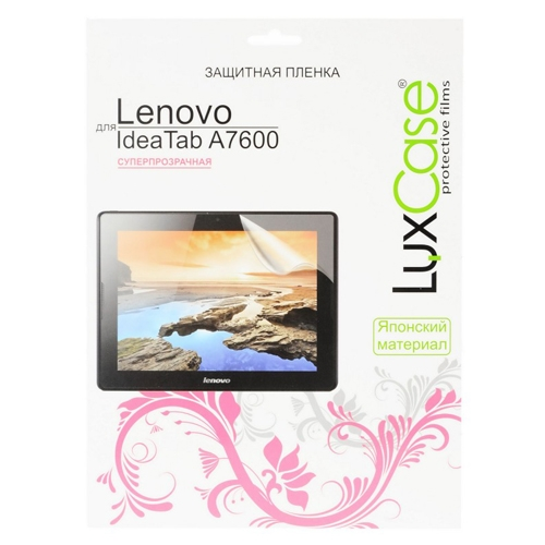 LuxCase ��� Lenovo IdeaTab A7600 SuperClear