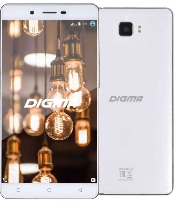 Digma Vox S502 digma vox s502 3g