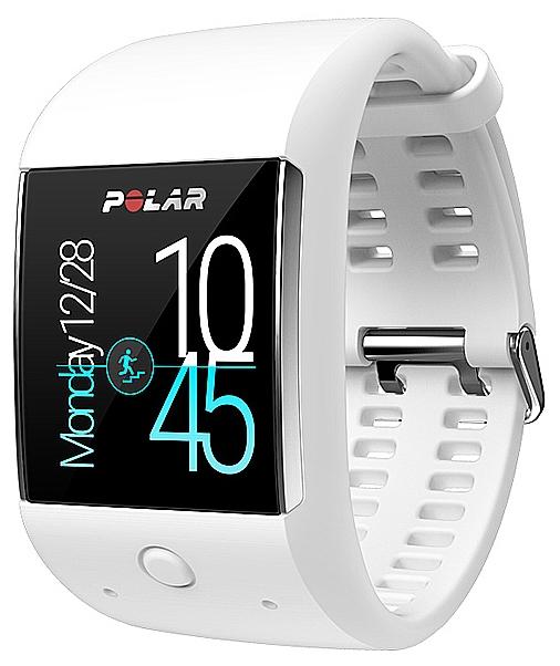 Умные часы Polar M600, Белые 90062397