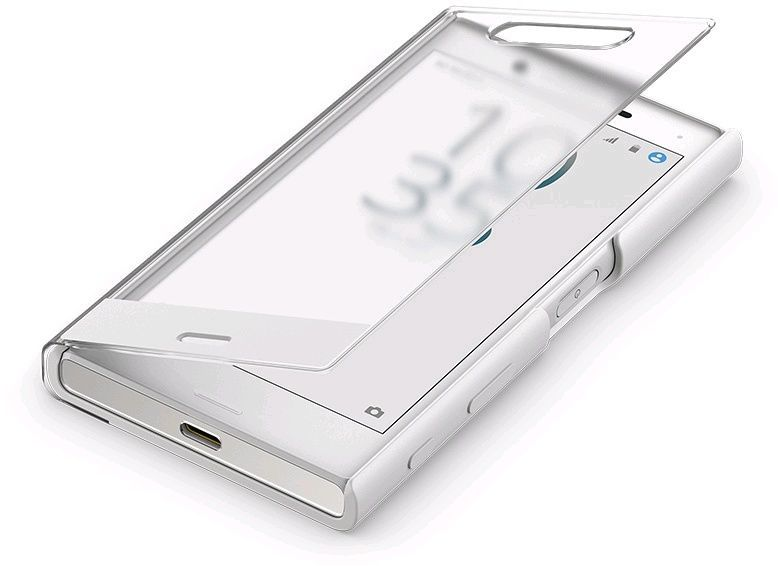 Touch Cover, для Sony X Compact, белый