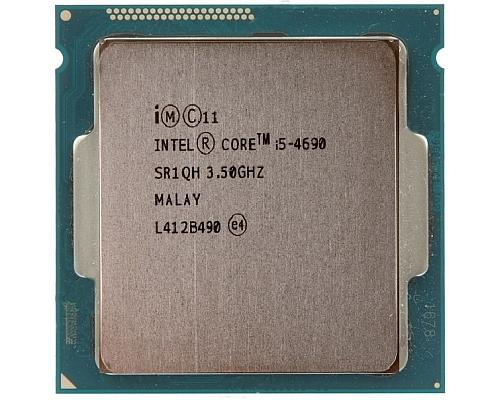Процессор Intel Core i5-4690 Haswell (3500MHz, LGA1150, L3 6144Kb, Tray)