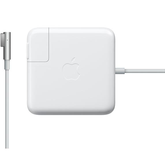 Блок питания для ноутбука apple MagSafe Power Adapter (MC556Z/B), белый