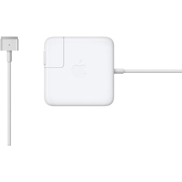 Блок питания для ноутбука apple MagSafe 2 Power Adapter (MD506Z/A), белый