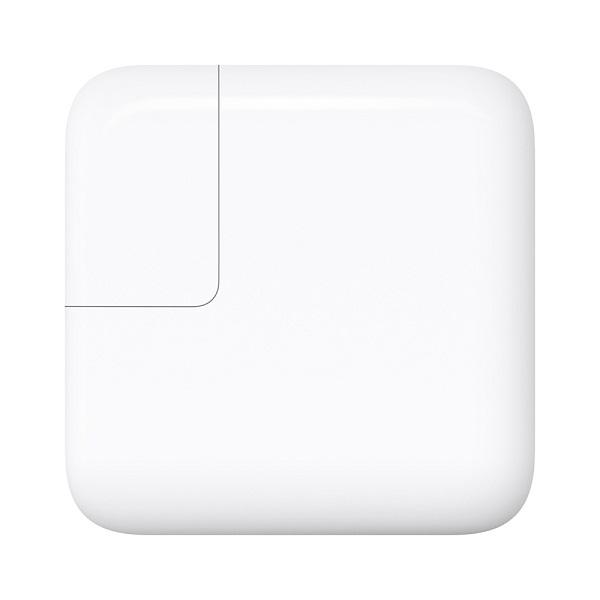 Блок питания для ноутбука apple 29W USB-C Power Adapter (MJ262Z/A), белый