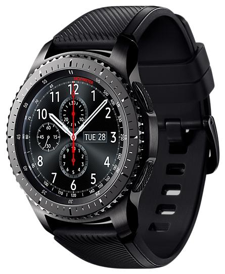 Умные часы Samsung Gear S3 Frontier SM-R760NDAASER