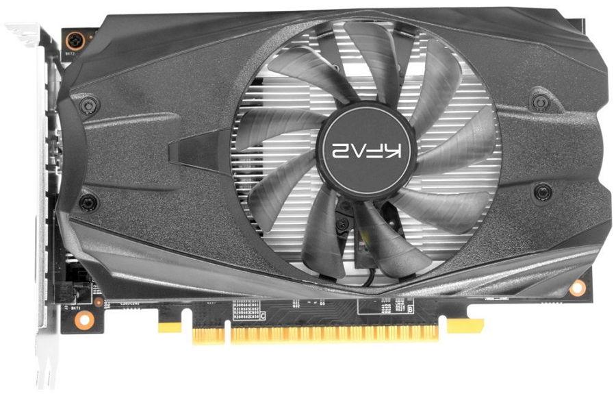 Видеокарта GeForce KFA2 GeForce GTX 1050 1366Mhz PCI-E 3.0 2048Mb 7008Mhz 128 bit DVI HDMI HDCP, 50NPH8DSN8OK