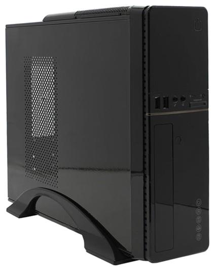 Корпус FOX S607B 500W, черный 152471
