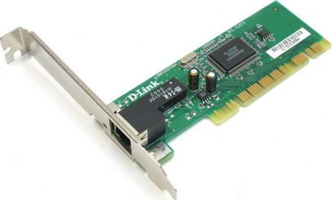 Сетевая карта внутренняя D-link DFE-520TX