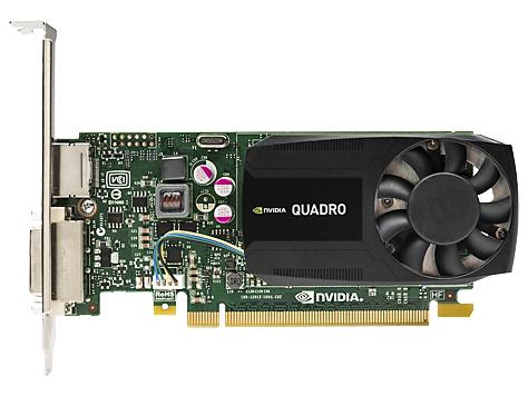 Видеокарта профессиональная HP Quadro K620 PCI-E 2.0 2048Mb 128 bit DVI J3G87AA