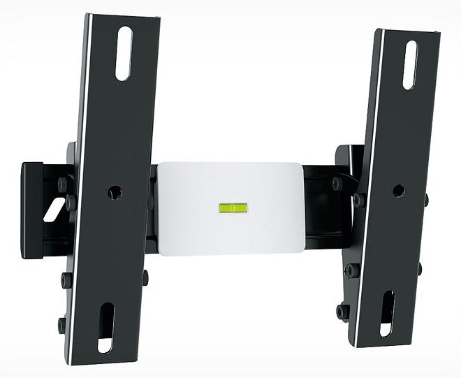 Кронштейн Holder LCD-T2611-B для ЖКТВ, черный (22-47'', до 30 кг, наклон)