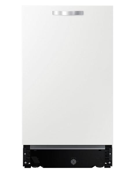 Посудомоечная машина Samsung DW50H4030BB/WT, белая с чёрным