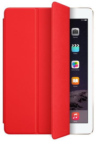 apple iPad Air Smart Cover, красный