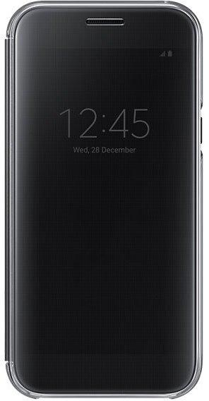 Samsung Galaxy A5 (2017) Clear View Cover, черный