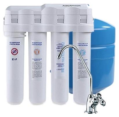 Фильтр для воды Akvafor- ОСМО-Кристалл 100 исполнение 4 (для холодной воды) ОСМО-Кристалл-100-4