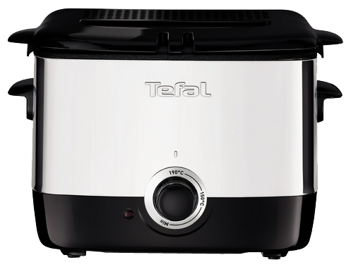 Фритюрница Tefal FF220015, серебристая/ черная 7210000000