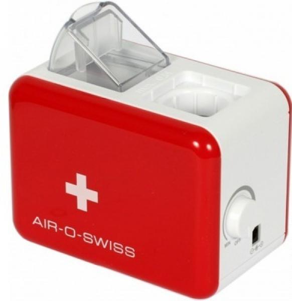 Увлажнитель Boneco Aos Air-O-Swiss U7146, красный