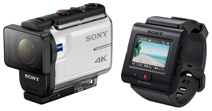 Видеокамера SONY FDR-X3000R (экшн-камера) FDRX3000R.E35