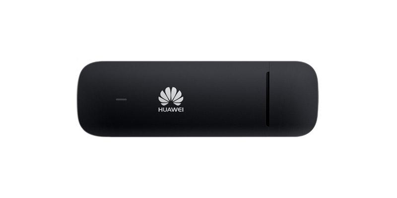 Модем 3G Huawei E3372, черный 51071KAJ