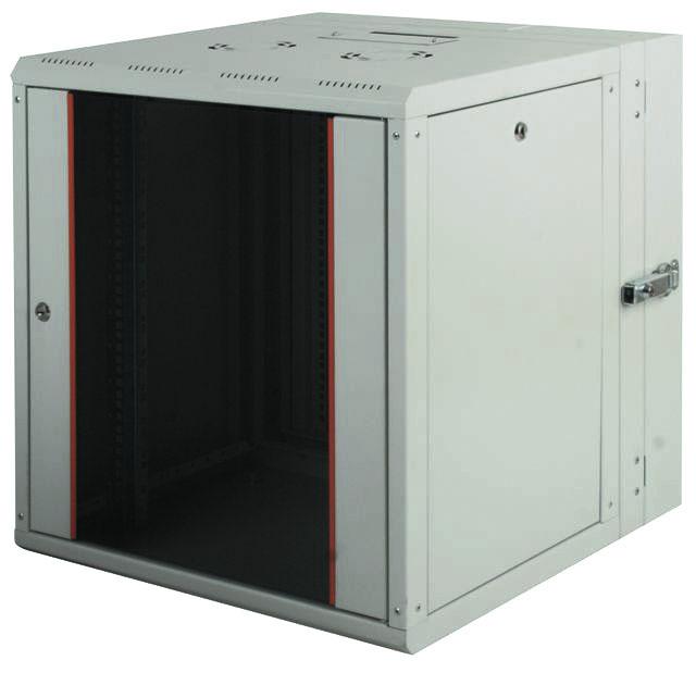 Телекоммуникационный шкаф Estap PROline 19 (PRD9U56GF) Серый