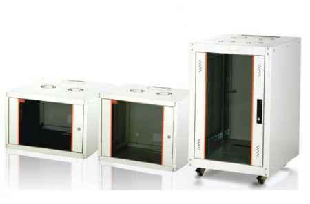 Телекоммуникационный шкаф Estap PROline 19 (16U 600x450), Серый PRL16U45GF1