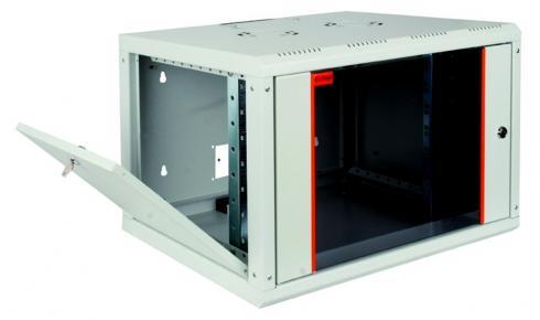 Телекоммуникационный шкаф Estap PROline 19 (12U 600x560), Серый PRL12U56GF1
