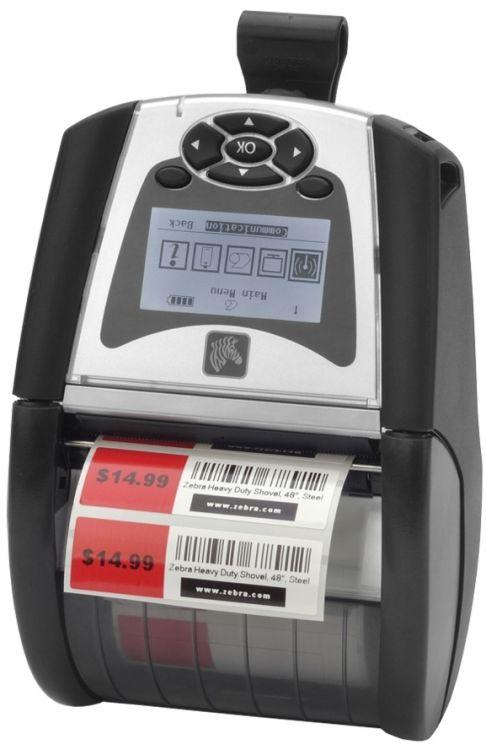 Принтер наклеек Zebra QLn320 QN3-AUNAEMC1-00