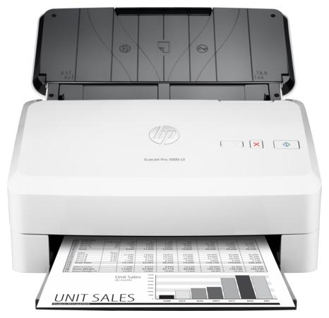 Сканер HP ScanJet Pro 3000 s3 Sheet-feed L2753A