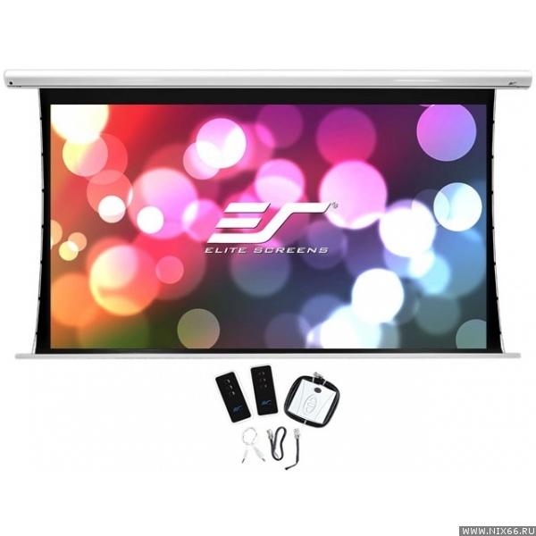 Экран Elite-Screens Elite Screens Saker Tab-Tension SKT110UHW 16:9 SKT110UHW-E12