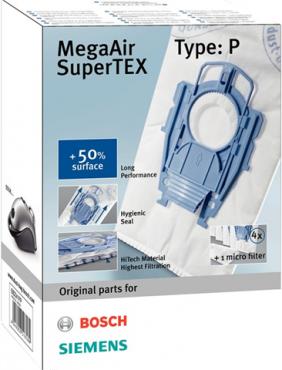 Фильтр для пылесоса Bosch Пылесборник BBZ41FP