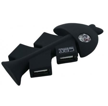 USB концентратор CBR CH-145 (4 порта, USB 2.0) CH 145