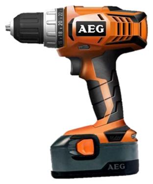 Дрель AEG BS 12G2 NC-142CF (аккумуляторная) 4935431985