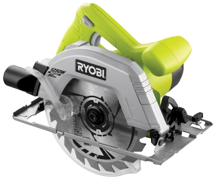Циркулярная пила RYOBI RWS1250-G (ручная)