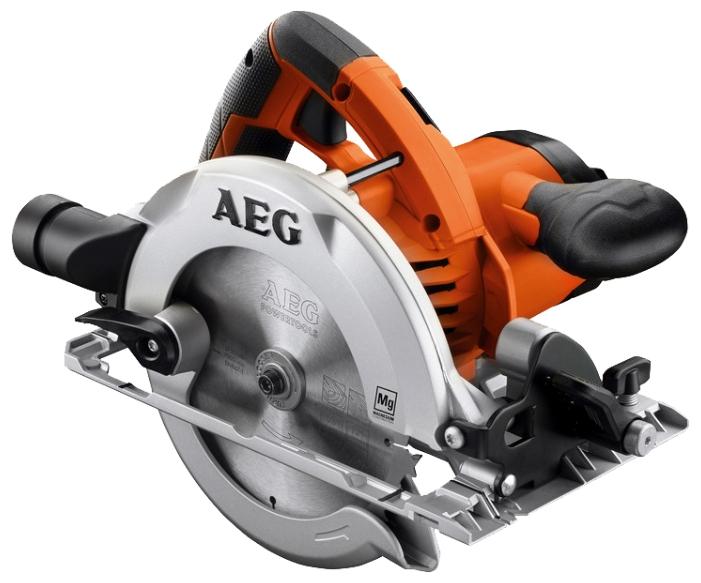 Циркулярная пила AEG KS 55-2 (дисковая)