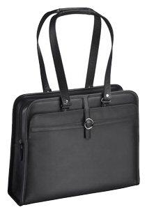 Сумка для ноутбука Targus Dell Executive Ladies Leather Case, чёрная