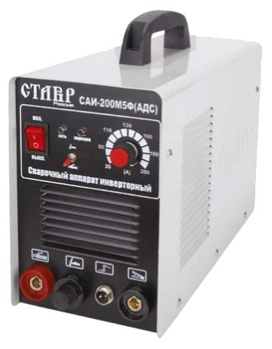 Сварочный аппарат STAVR САИ-200 М5Ф (АДС, инверторный)