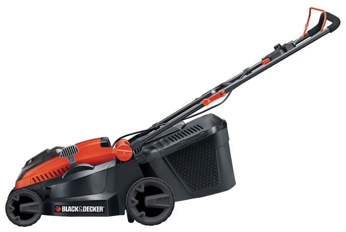 Газонокосилка Black&Decker CLM3820L1 (колесная)