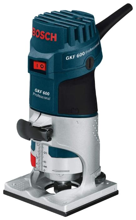 Фрезер Bosch GKF 600 (кромочный)
