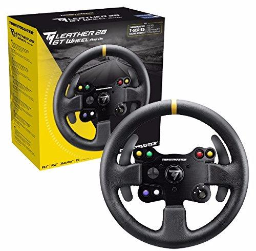 Игровое устройство Thrustmaster TM Leather 28GT черный TM Leather 28GT Wheel Add-On